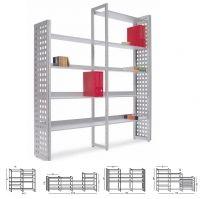 Estantería metálica, accesorios de oficina en www.mobiofic.com