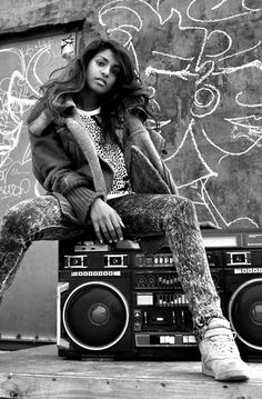 """Mathangi """"Maya"""" Arulpragasam, better known by her stage name M.I.A."""