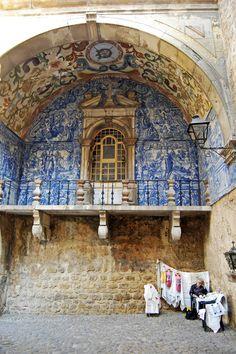 #Doors and #Portals   #Óbidos , #Portugal