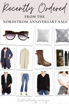 I wish I could say shopped in-store and had tons of try-ons to show you, but not this year! I… The post What I Bought from the Nordstrom Anniversary Sale 2020 appeared first on Instinctively en Vogue.