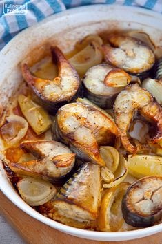 Fruit Recipes, Seafood Recipes, Cooking Recipes, Air Fryer Dinner Recipes, Best Cookbooks, Xmas Food, Polish Recipes, Fish And Seafood, Good Food