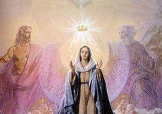 MARIE queen-of-heaven