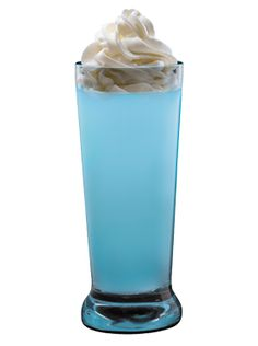 Hpnotiq Cupcake Shot (1 part Hpnotiq 1 part Whipped Cream Vodka)