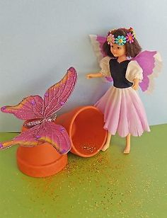 **heliotrope** vintage #hornby #flower fairies doll #1980s,  View more on the LINK: http://www.zeppy.io/product/gb/2/231792606655/