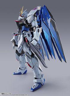 Many New Images: Metal Build Freedom Gundam Concept 2 Gundam Toys, Metal Robot, Gundam Astray, Gundam Wallpapers, Gundam Mobile Suit, Complete Image, Gundam Seed, Custom Gundam, Custom Action Figures