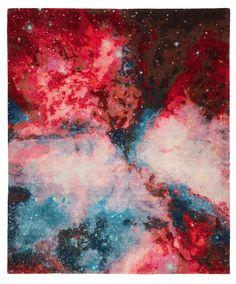 Space 1 MATERIAL: wool / silk  - extraordinary rugs by JAN KATH
