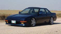 1991 Honda Prelude Blue | 200+ Interior and Exterior Images