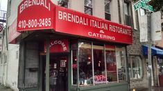 1. Brendali Italian Ristorante (Baltimore)