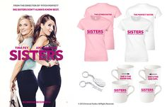 Win a Sisters movie goodie bag - http://www.competitions.ie/competition/win-a-sisters-movie-goodie-bag/