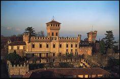 C0197. Castello di Masino, Piedmonte, Italy