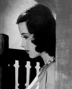 solo-vintage:      Hedy Lamarr