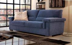 Il divano in tessuto sfoderabili Noemi � una creazione Chateau d'Ax che sfugge alle definizioni comuni, un'innovativa idea per…