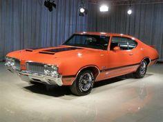 1970 Olds 443 W30 455 ci (365 hp)