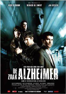 De Zaak Alzheimer (Belgian movie) - seen in June. My rating 8/10