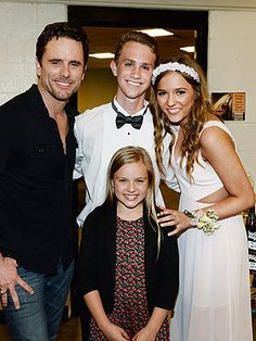 Lennon and Maisy Stella Leave Prom for Concert