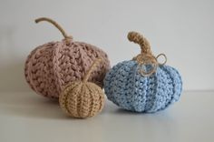This crochet pumpkin pattern will help you create the perfect fall and halloween decor. These adorable pumpkins will make a great addition to your family home. SKILL LEVEL: Beginner SIZE: diameter is 2.7-3 inches #crochetpattern #halloweenpumpkin #halloweendecor #crochetpumpkin Crochet Pumpkin Pattern, Diy Crochet Patterns, Love Crochet, Crochet Gifts, Baby Patterns, Crochet Ideas, Pregnancy Gift For Friend, Pregnancy Gifts, Cute Gifts