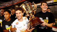 Santos Futebol Clube - Campeão Tri-Campeão Paulista 2012