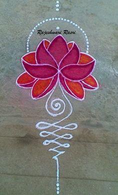 51 Diwali Rangoli Designs Simple and Beautiful Rangoli Designs Latest, Simple Rangoli Designs Images, Rangoli Designs Flower, Rangoli Border Designs, Rangoli Patterns, Rangoli Ideas, Rangoli Designs Diwali, Diwali Rangoli, Rangoli Designs With Dots