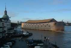 Noah's Ark in The Netherlands-A crazy Dutchman built Noah's Ark to scale, and you can visit it