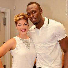 Tessanne Chin & Usain Bolt