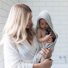 The Stonewash Baby Bath Set includes our baby bath towel and three washcloths which feature a unique stonewash finish. Available in Ash, Clay and Indigo, the range features a modern flat woven top and an absorbent Terry back. The Beach People, We The People, Smart Baby Monitor, Hooded Bath Towels, Bottle Warmer, Play Gym, Baby Towel, Baby List, Baby Skin