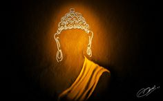 """""""Waking up to who you are requires letting go of who you imagine yourself to be."""" ~ Alan Watts Buddha Painting in PSP by MuraliKrish on deviantART Buddha Peace, Buddha Zen, Buddha Buddhism, Buddhist Art, Buddha Artwork, Buddha Painting, Coffee Painting, Buddha Wall Art, Krishna Painting"""