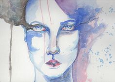 WATERCOLOR PORTRAITS by Brittney Council