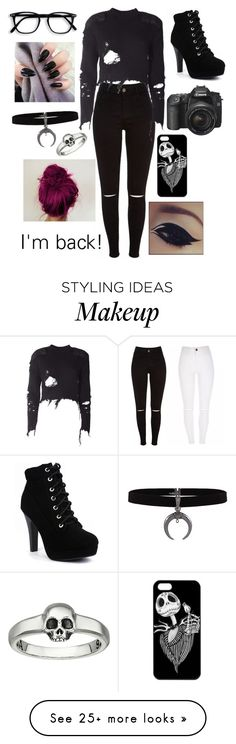 """I'M BACK!"" by bandsarebae2908 on Polyvore featuring adidas Originals and King Baby Studio"