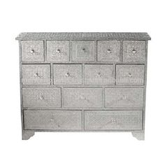 White Metal Embossed Chest Of 14 Drawer , Find Complete Details about White Metal Embossed Chest Of 14 Drawer,White Metal Chest Of Drawer,Embossed Drawer,Industrail Dresser from Living Room Cabinets Supplier or Manufacturer-MARWAR EXPORTS Living Room Cabinets, Chest Of Drawers, Metal Chest, Metal, Mango Wood, Wood Frame, Indian Furniture, White Metal, Indian Chest