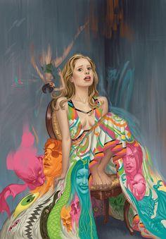 Buffy Season 9 #5