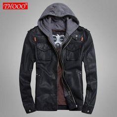 CYJ-shiba Women Casual Solid Wild Denim Long Hooded Trench Coat Jacket