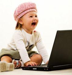 Los bebes y la comunicación /  notificaciones que alegran
