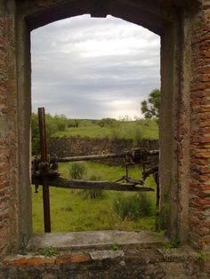 Ruinas, Rivera.