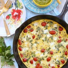 If you haven't discovered the beauty of frittatas, it's definitely something you should explore. They are the ultimate clean-out-the-fridge meal with endless variations. It's kind of like an omlette, if you couldmake 6-8 omelets at one time and have the oven to most of the work. Basically you can add any variety of fillings, including... Read Post