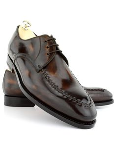 Bontoni | Chocolate Fanatico | Shoes | Men's