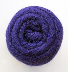 Life is filled with the Ephemera of our existence. This colour sits cleverly on the boundary between blue and purple. Bold and intense, It will not last long before jumping on the needles.