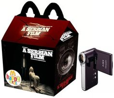 Check Out these Horrific Happy Meal Toys Ghost Movies, Horror Movie Characters, Horror Movie Posters, Cult Movies, Horror Films, Friday Love, Happy Friday, A Serbian Film, Happy Meal Box