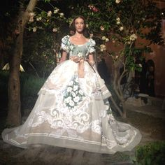 Dolce & Gabbana alta moda - @zararossi- #webstagram