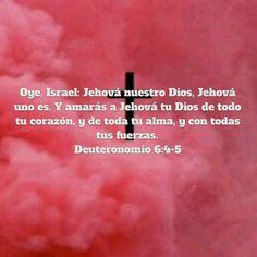 Amar a Dios es lo único de debemos hacer