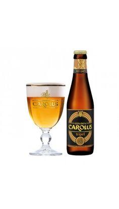Gouden Carolus Tripel Als je van Tripel bier houdt dan is de Gouden Carolus Tripel het Tripel bier dat je gedronken moet hebben. Meerdere malen verkozen tot beste Tripel bier ter wereld. https://bierrijk.nl/gouden-carolus-tripel