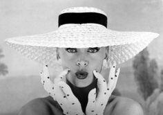 Ghislaine Arsac, vintage models,photographer, Georges Dambier, 1950s
