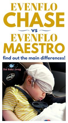 The main differences between the Evenflo Chase vs. the Evenflo Maestro can be hard to see right off the bat, but there are differences that you can't really ignore once you look at them both a little more closely. Read on to learn more! Mom Hacks, Baby Hacks, Natural Parenting, Parenting Advice, Toddler Finger Foods, Baby Finger, Newborn Baby Tips, Baby Care Tips, Baby Swag