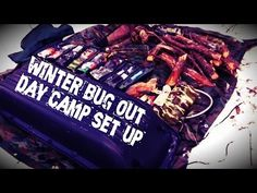 Winter Day Camp Set-up/ Strategy (Bug out)   Canadian Prepper  http://prepperhub.org/winter-day-camp-set-up-strategy-bug-out-canadian-prepper/