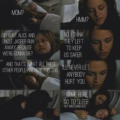 Love this scene with Bella and Renesmee #BD2