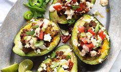 These Avocado Boats Are A Total Game Changer