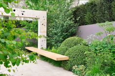 Andy Sturgeon's Gold Medal Garden at Chelsea Flower Show 2012