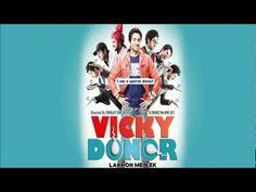 Pani Da Rang(2012) - Full Song Female Version - Vicky Donor