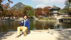 Gyeongbuk Palace (경복궁), Seoul, South Korea 2013