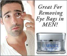Remove eye bags in men the natural way Skin Care Regimen, Skin Care Tips, Porto Rico, Facial Care, Skin Problems, Anti Aging Skin Care, New Skin, How To Remove, Website