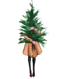 Drawing by Inslee Wishing you all of the best this Holiday Season, I will be back to regular posting...